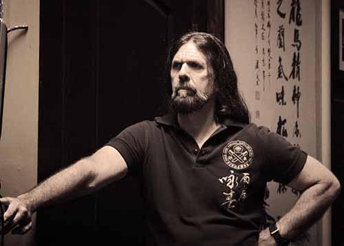 Sifu Bryan Talbot - Master of Kung Fu