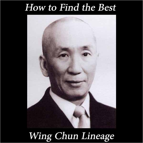 How to Find the Best Wing Chun Lineage