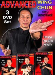 Samuel Kwok advanced Wing Chun